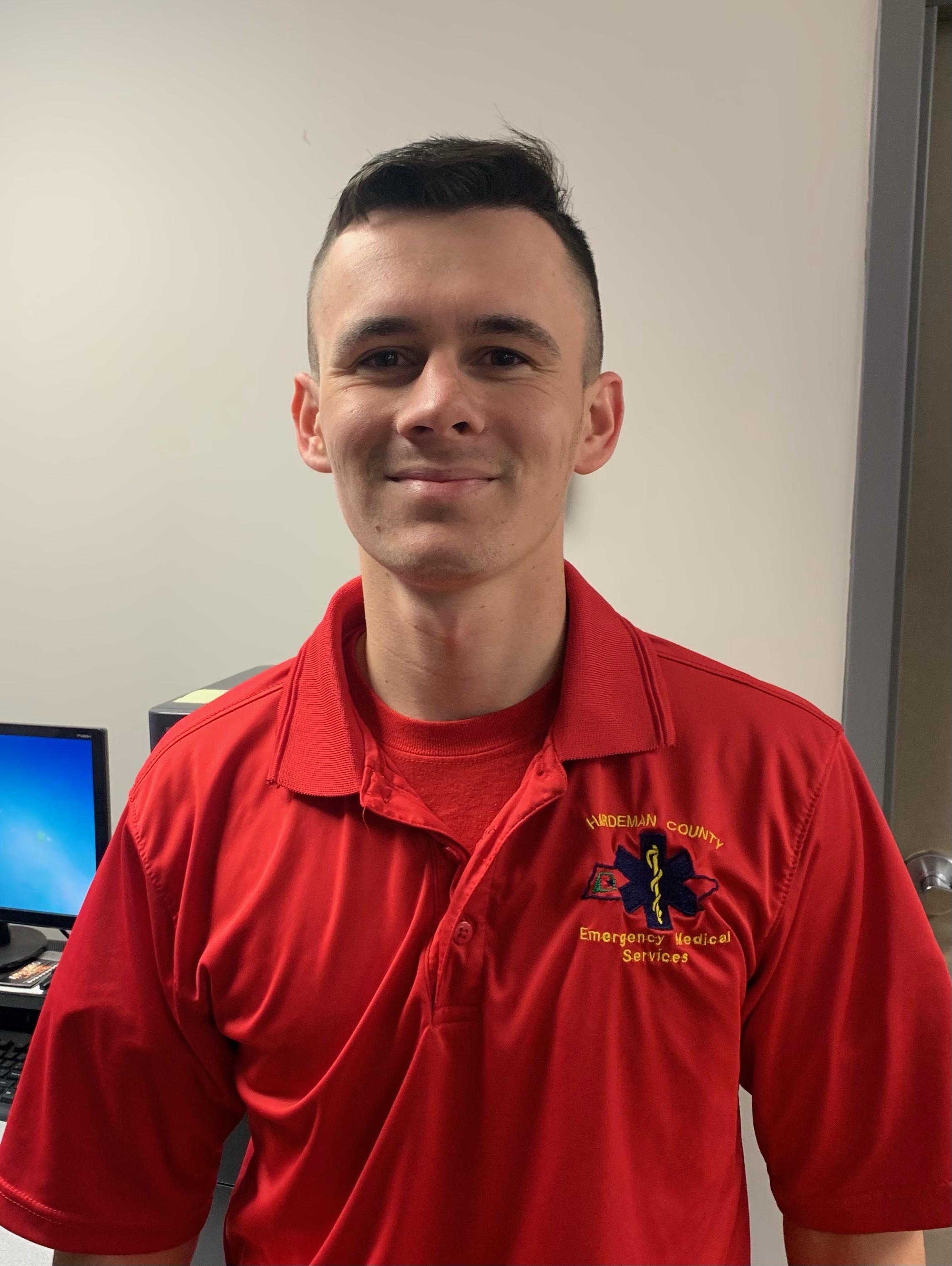 New EMS Employee